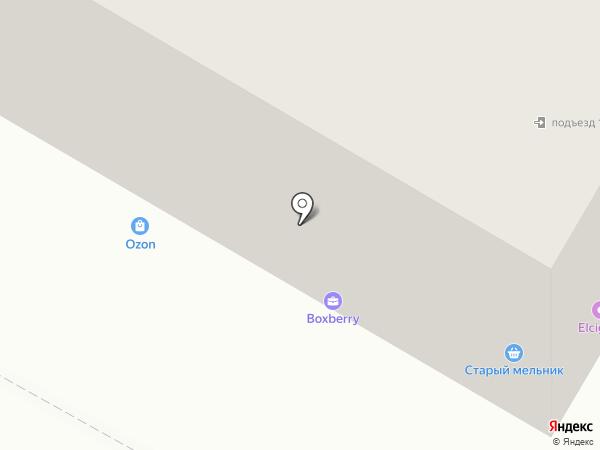 Impulse на карте Стерлитамака