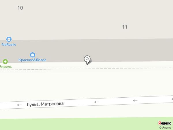 РусАлка на карте Салавата