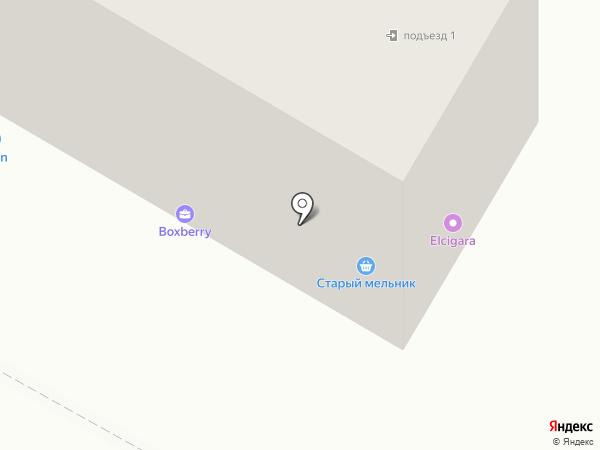 Старый мельник на карте Стерлитамака