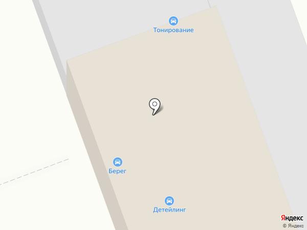 Магистраль на карте Стерлитамака