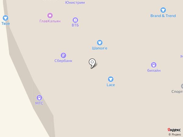 Yota на карте Салавата