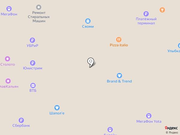 GoldMan на карте Салавата