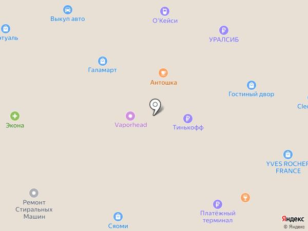 Lyyk на карте Салавата