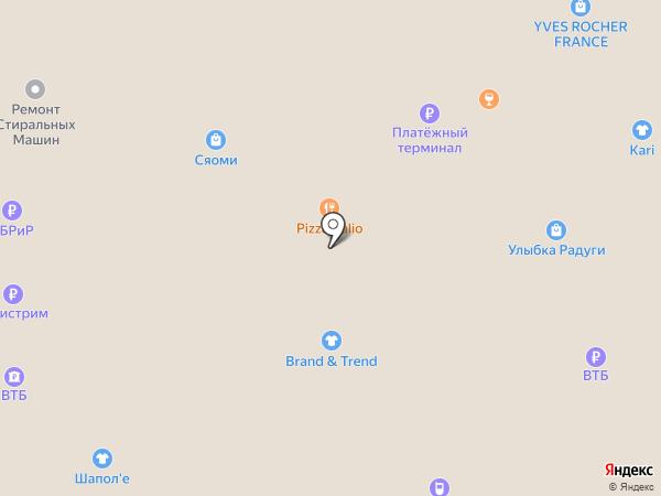 Аква-Сервис на карте Салавата