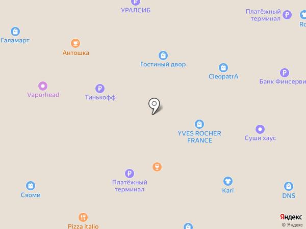 InfoLife на карте Салавата