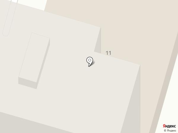 Барс на карте Уфы