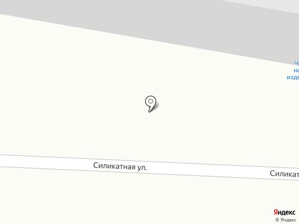 Офисно-складской комплекс на карте Уфы