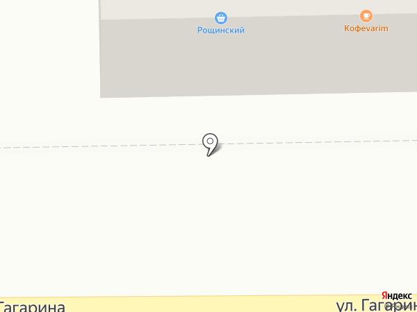 Аптека от склада на карте Салавата
