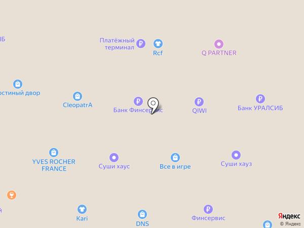Твоя пара на карте Салавата