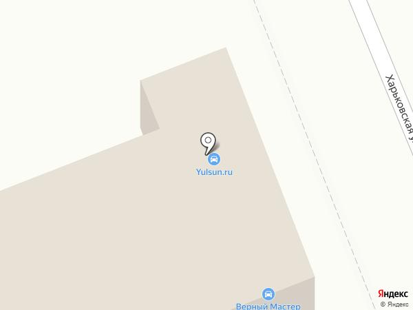 ГиГаз на карте Стерлитамака