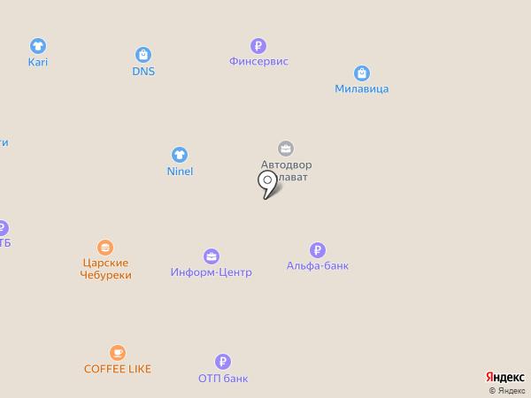 Авто-Профи на карте Салавата