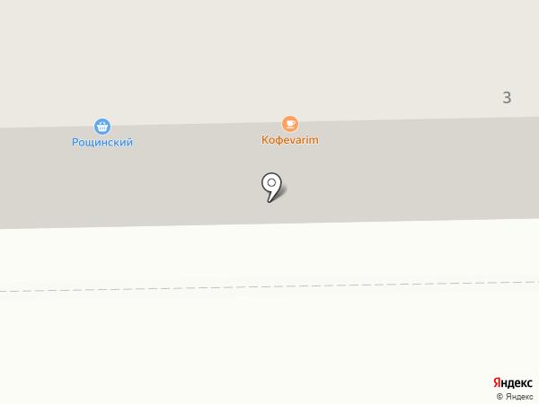 Автомаркет на карте Салавата