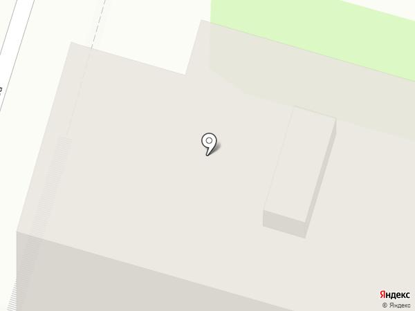 Органза на карте Уфы