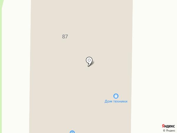 Honda на карте Салавата