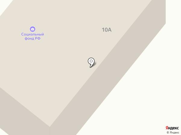 Управление Пенсионного фонда РФ в г. Салавате на карте Салавата