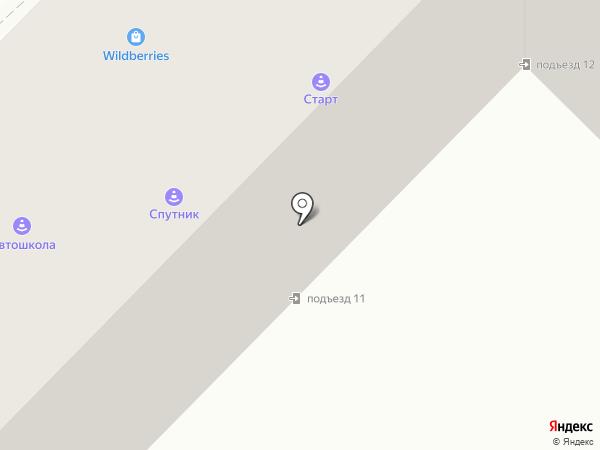 Ортикон на карте Салавата