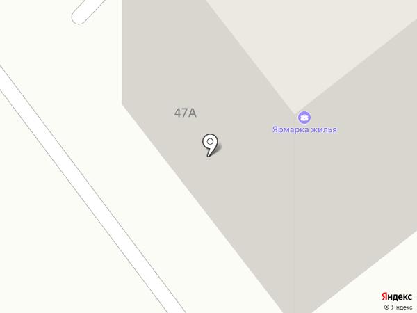СТР на карте Стерлитамака