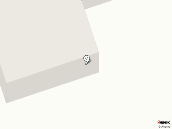 Столовая на карте Красного Яра