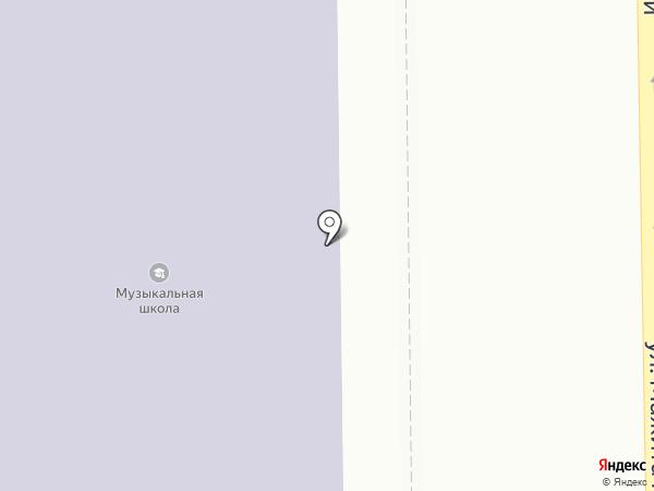 Детская музыкальная школа на карте Салавата