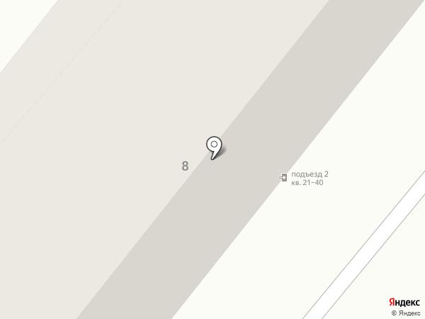 Ливада на карте Салавата