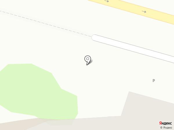 Грузинский Дворик на карте Уфы