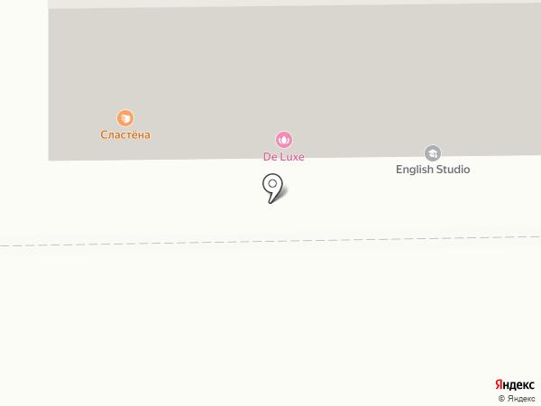 De Luxe на карте Салавата
