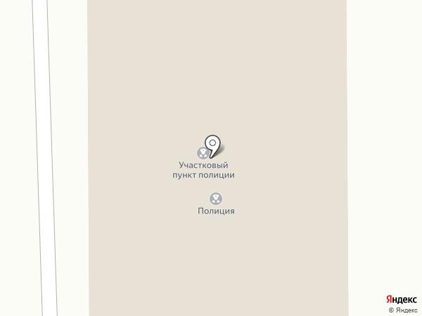 Изолятор временного содержания на карте Салавата