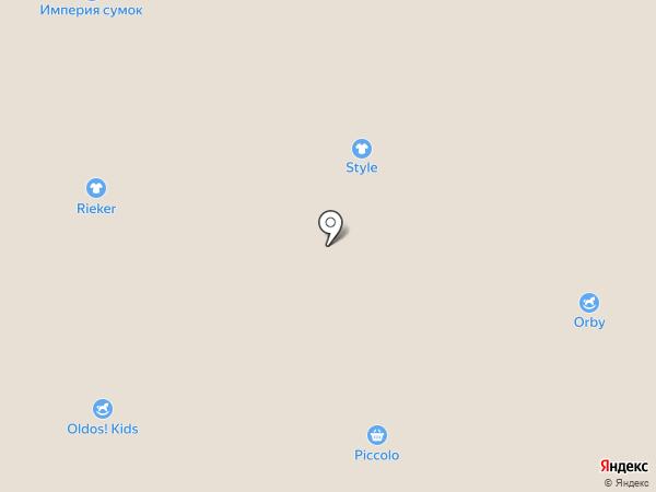 Piccolo на карте Уфы