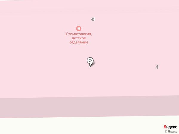Детская стоматологическая поликлиника на карте Салавата
