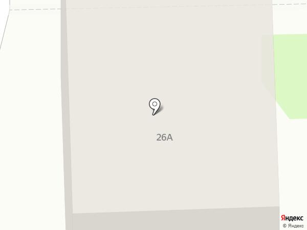 Центральная детская библиотека №6 на карте Салавата