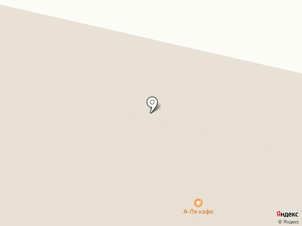 Интеллект-Энерго на карте Перми