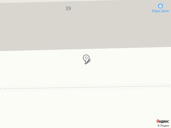 Уралмастер на карте Салавата