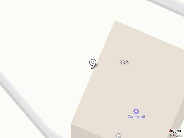 Стерлитамакский жилищно-строительный кооператив на карте Стерлитамака