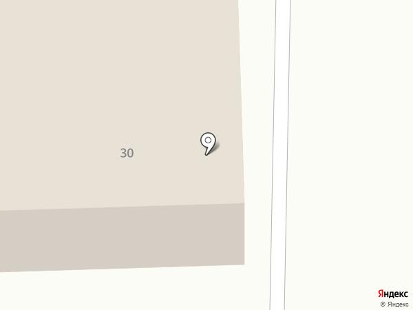 Пожарная часть №36 на карте Салавата