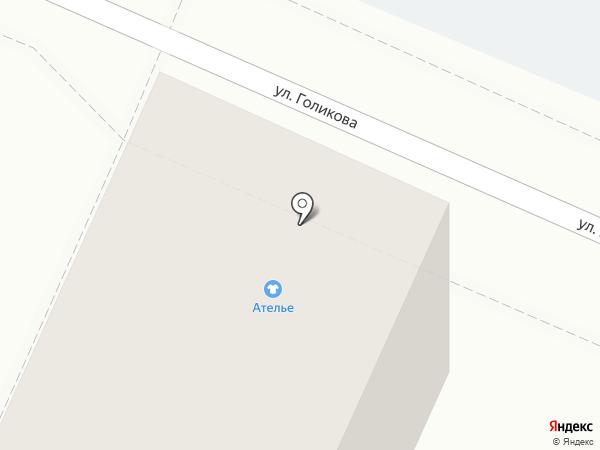 Ателье Хомутов на карте Стерлитамака
