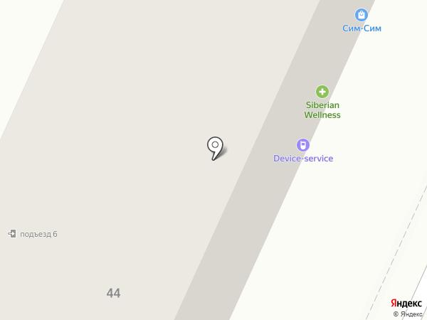 СДЭК на карте Стерлитамака