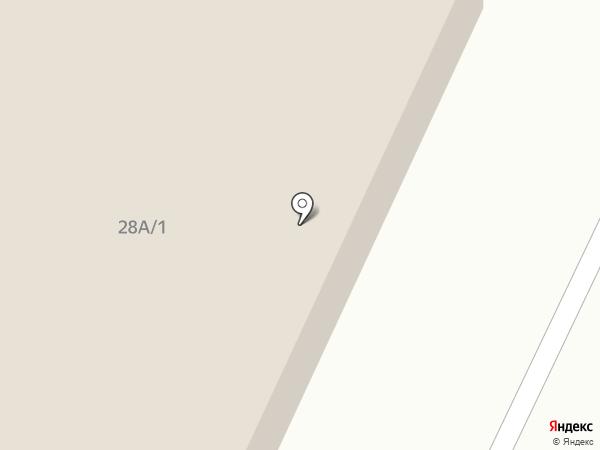 Промальп на карте Стерлитамака