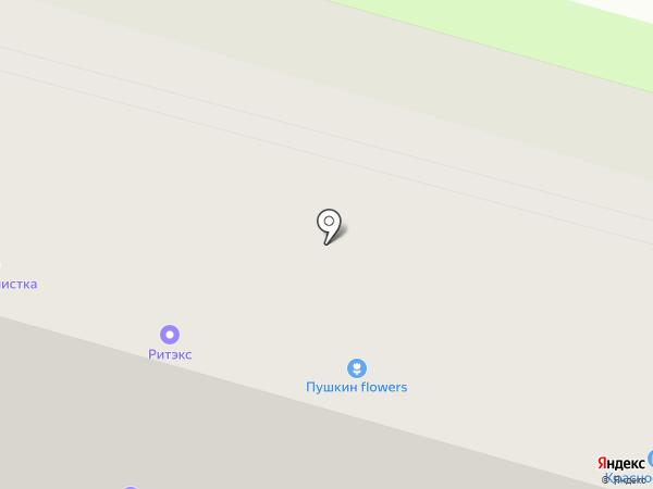 ЛеЛида на карте Уфы