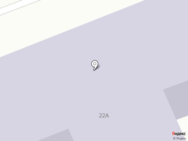 Средняя общеобразовательная школа №15 на карте Салавата