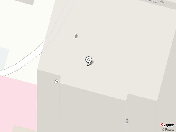 А3 на карте Уфы