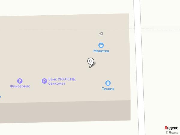 Магазин аксессуаров для мобильных телефонов на карте Салавата