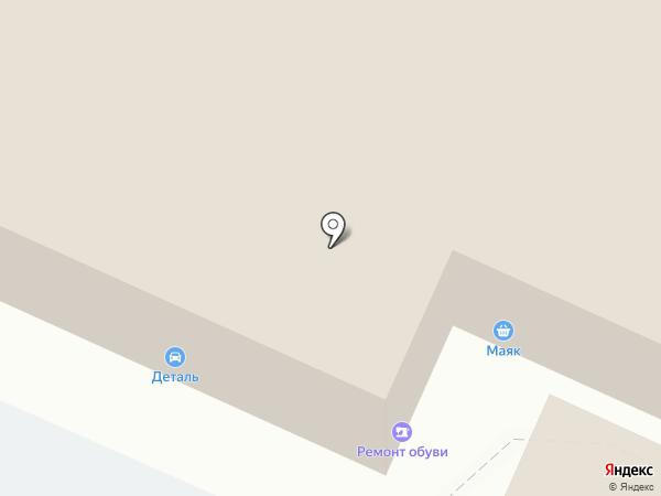 Город детства на карте Стерлитамака