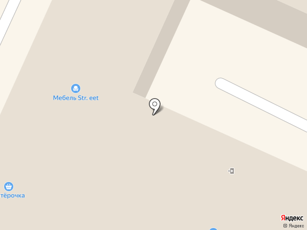 Магазин женской одежды на карте Стерлитамака
