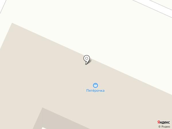 Есения на карте Стерлитамака
