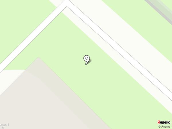 Aqua Pin на карте Перми