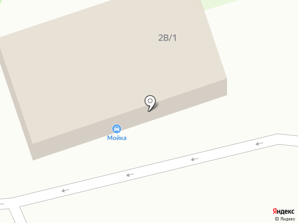 Aqua Street на карте Стерлитамака