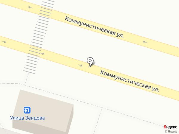 Копицентр на карте Уфы