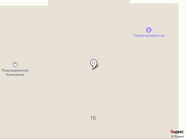 Хитон на карте Салавата