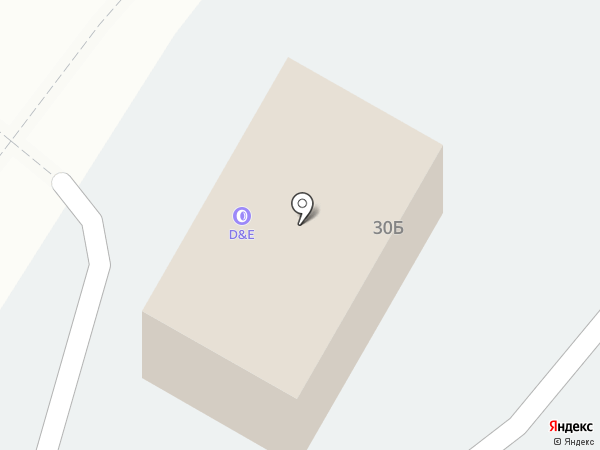 D & E на карте Стерлитамака