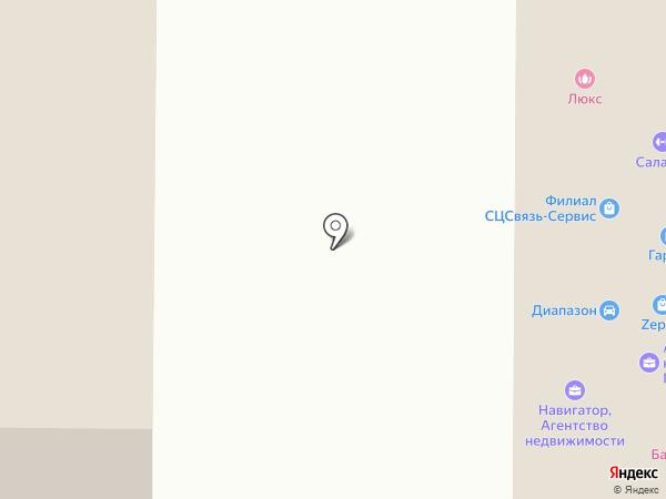 Добрая банька на карте Салавата